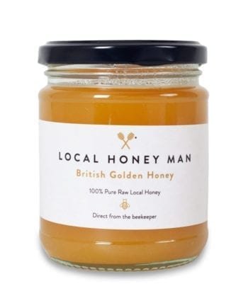 Buy Online 100% Pure Raw British Honey Unpasteurised