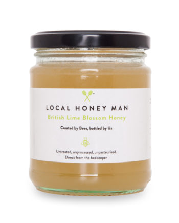 Lime Raw Honey