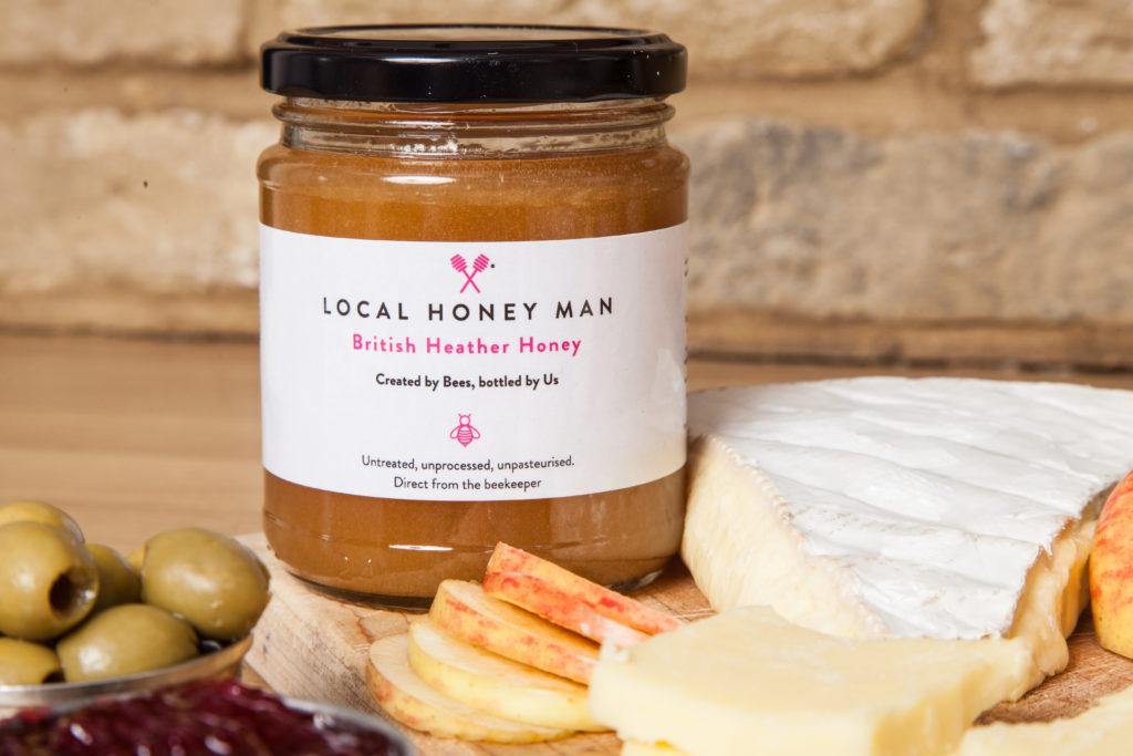 Heather Raw Honey
