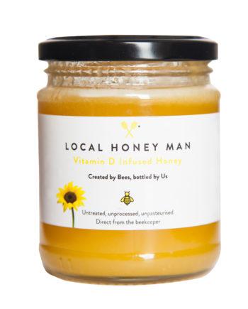 Vitamin D honey
